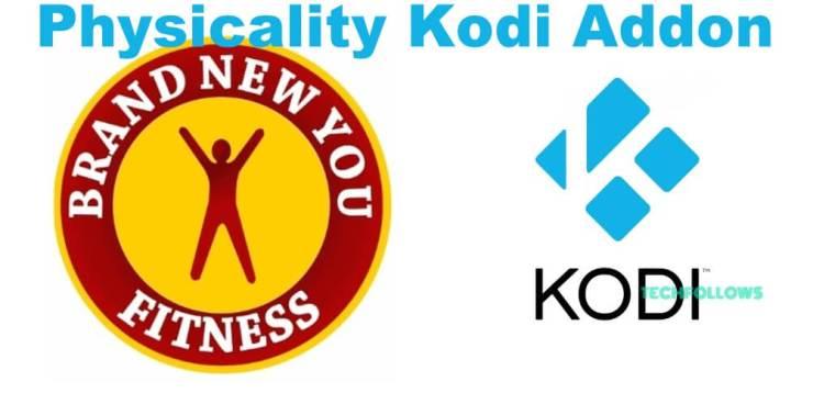 Physicality Kodi Addon