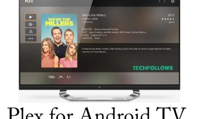 Plex for Android TV