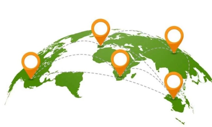 VPNSecure Server Locations