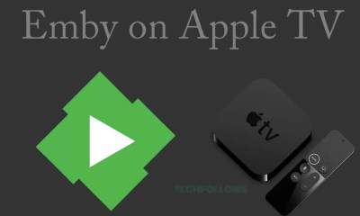 Emby Apple TV