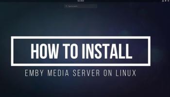 Emby Raspberry Pi - How to Install Emby Server on Raspberry PI 3