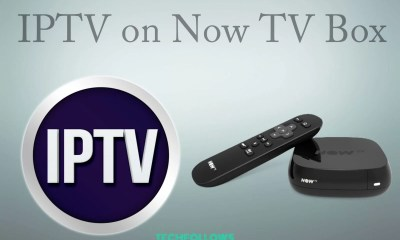 IPTV on Now TV Box