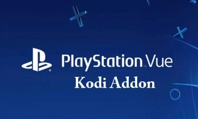 Playstation Vue Kodi Addon