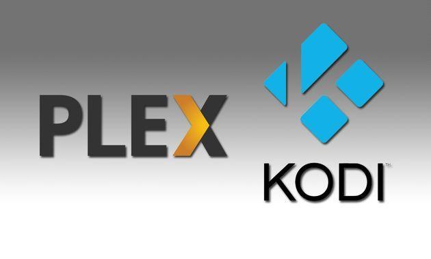 Plex kodi Addon