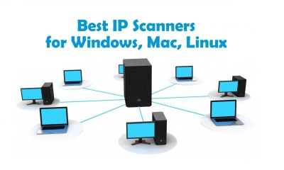 Best IP Scanners