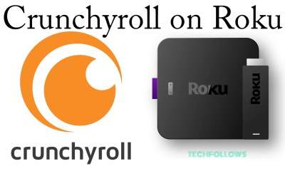 Crunchyroll on Roku