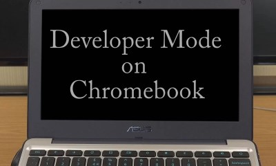 Developer Mode on Chromebook