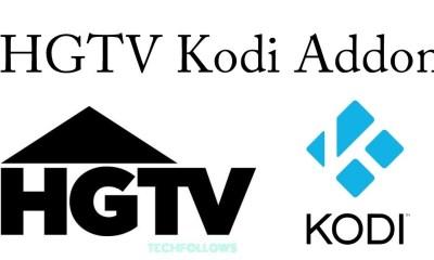 HGTV Kodi Addon