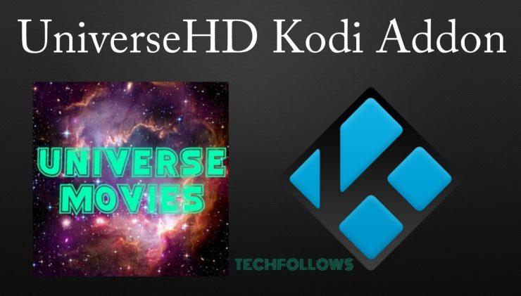 UniverseHD Kodi Addon