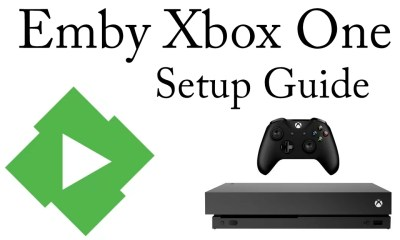 Emby Xbox One