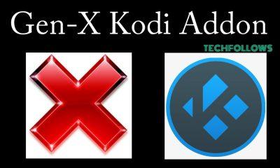 Gen-X Kodi Addon