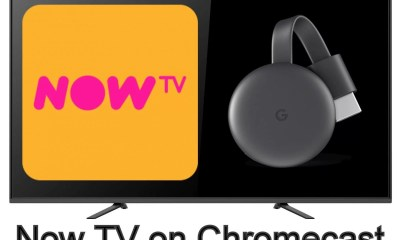 Now TV on Chromecast