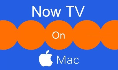 Now TV on Mac