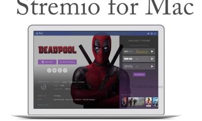 Stremio for Mac