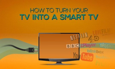 Turn a TV Into Smart TV