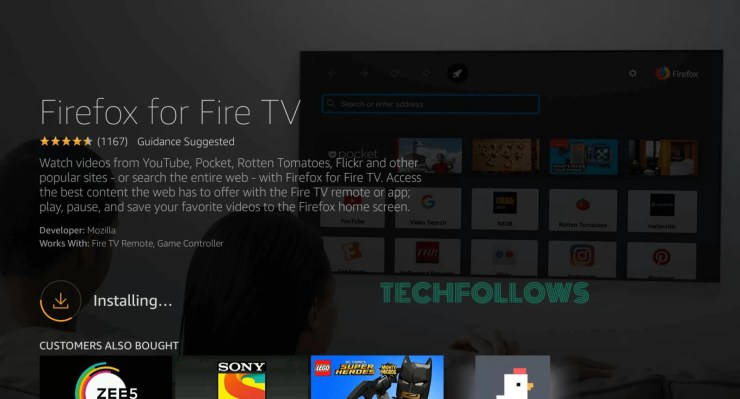 Firefox for Firestick