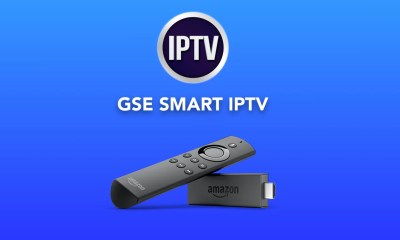GSE Smart IPTV on Firestick