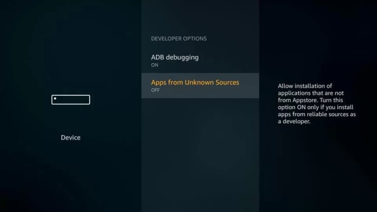 Apollo TV Apk on Firestick