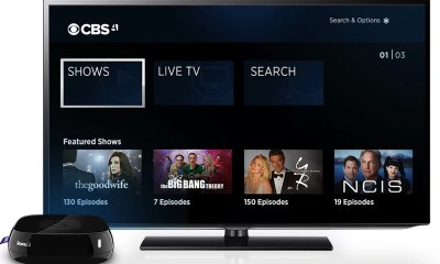 CBS All Access on Roku