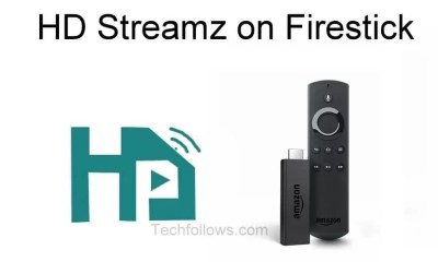 HD Streamz on Firestick