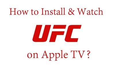 UFC on Apple TV