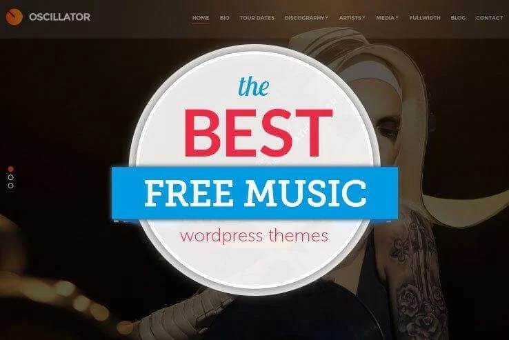 How to Make a Professional Music Website
