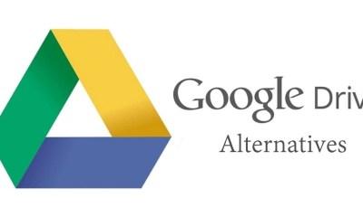 Google Drive Alternatives