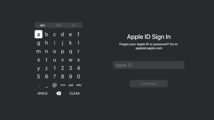 Apple TV App on Firestick