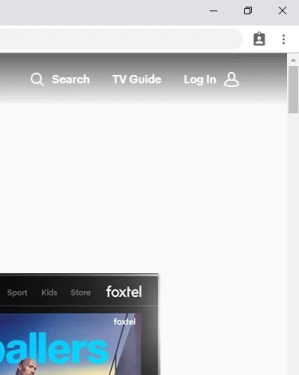 Foxtel Go on Chromecast