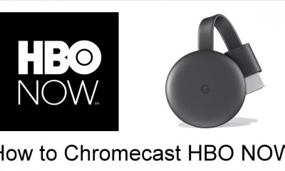 HBO Now Chromecast