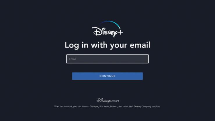 Disney Plus on Firestick