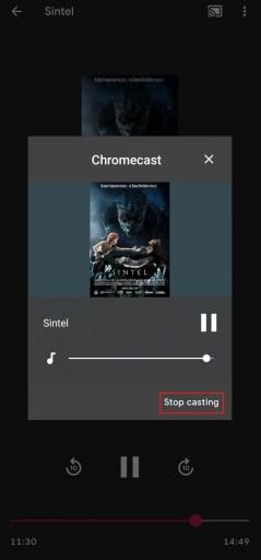 Chromecast Google Play Movies & TV