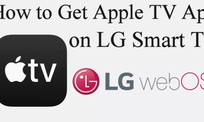 Apple TV on LG Smart TV