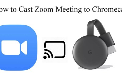 Chromecast Zoom Meeting