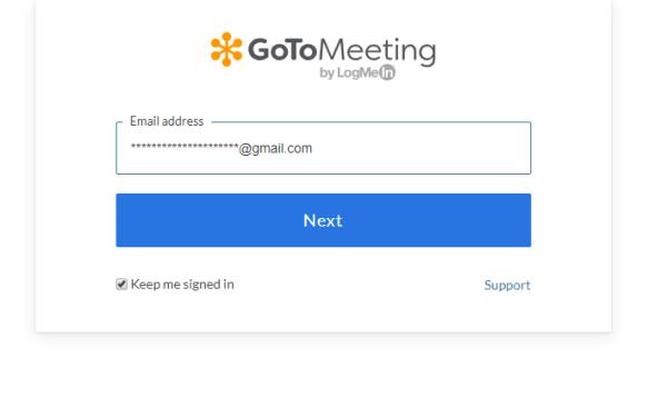 Provide Email Address