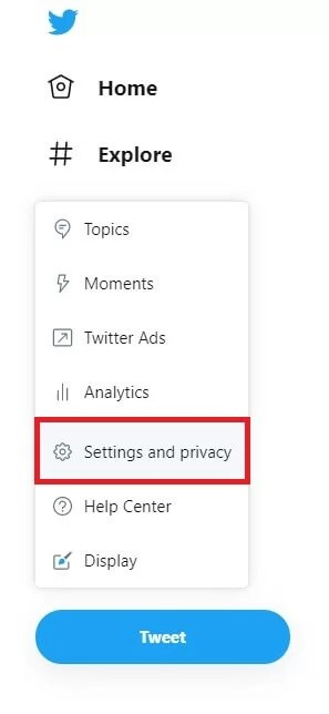 Change Email on Twitter [Desktop]