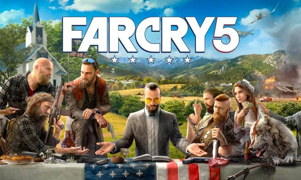 isdone.dll Error Far Cry 5