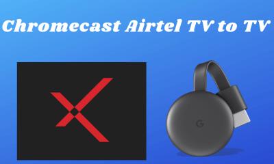 Chromecast Airtel TV to TV