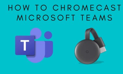 Chromecast Microsoft Teams