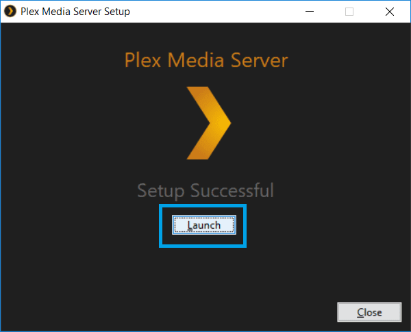 Cast Plex on Chromecast with Google TV