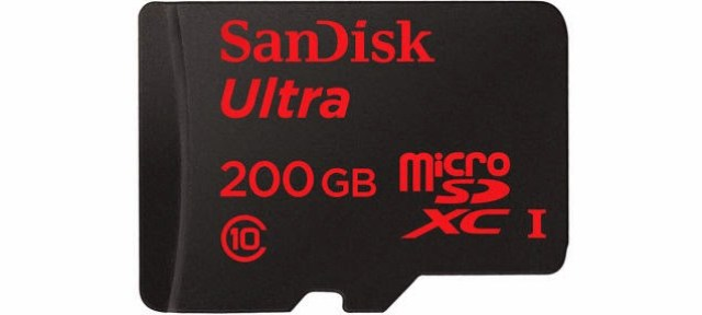 200gb sdcard
