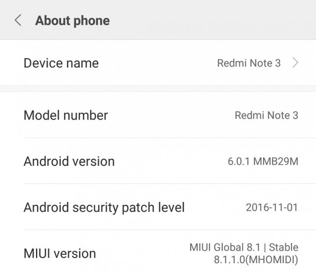 redmi-note-3-marshmellow-update-techfoogle