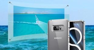 Galaxy Note 8 Case Leak - TechFoogle