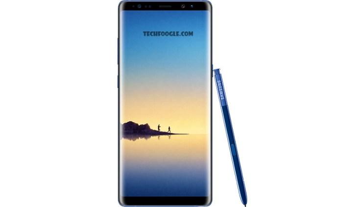 galaxy-note-8-deep-sea-blue-colour-techfoogle