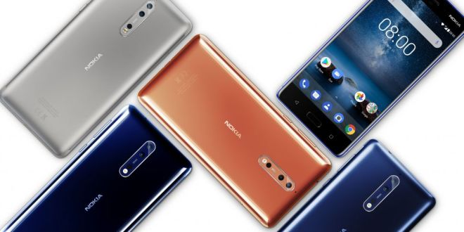 Nokia 8 release date in india, Full Specs news and features