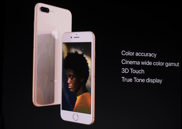 gold iphone 8 - techfoogle