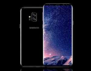 Samsung Galaxy S9 Renders 3