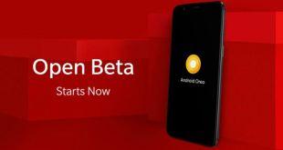 OnePlus Android Oreo Beta