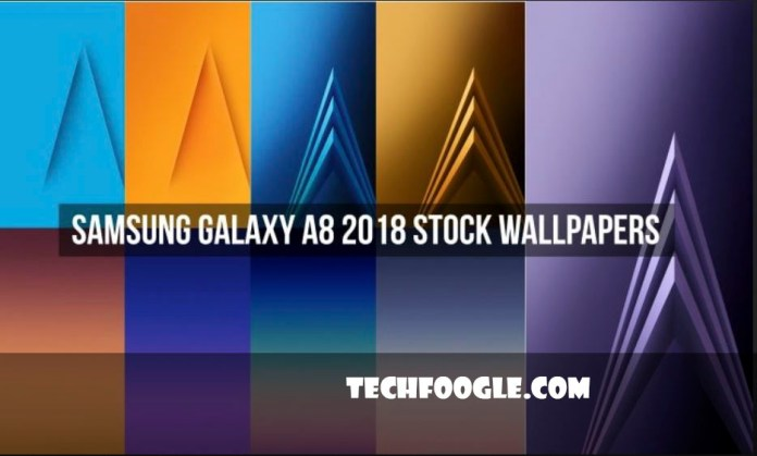 Galaxy A8 2018 Stock Wallpapers