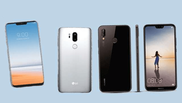 LG G7 and Huawei Nova 3E will have an iPhone X Like Design
